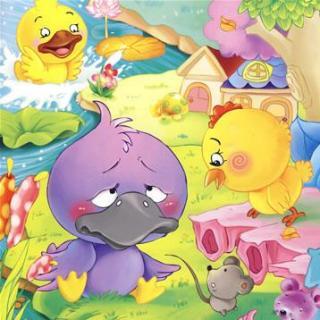 《丑小鸭》-影响孩子成长的一百个故事