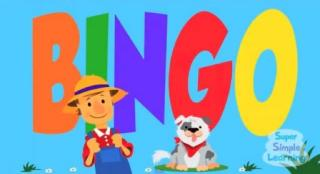 英文歌曲之Bingo