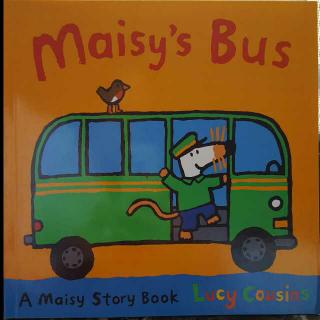 双语朗读之 Maisy's Bus