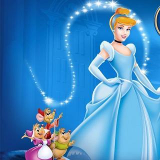 【听故事】灰姑娘Cinderella(上)【晶晶读中英文故事】