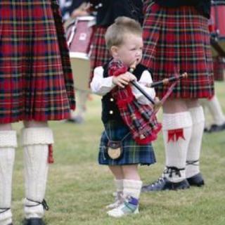 苏格兰风笛 - 勇敢的心、我心永恒