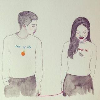 【爱情】其实,他没那么喜欢你