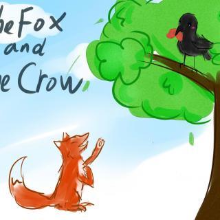 【002】狐狸和乌鸦
