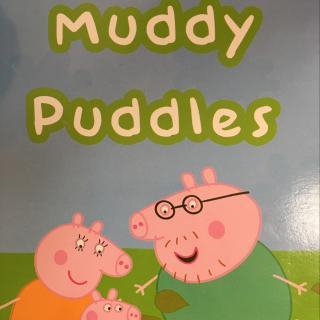 1、Muddy puddles