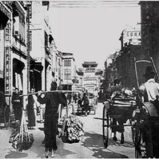 """旧事新解:1930年广州""""倒屎婆""""罢工 全城百姓被熏得好惨"""