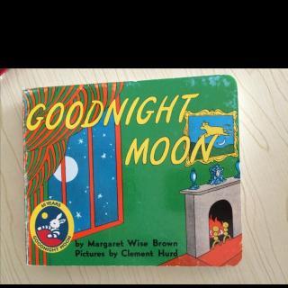 英文故事之晚安,月亮