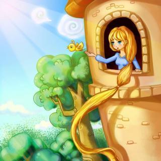 经典童话 · 莴苣姑娘