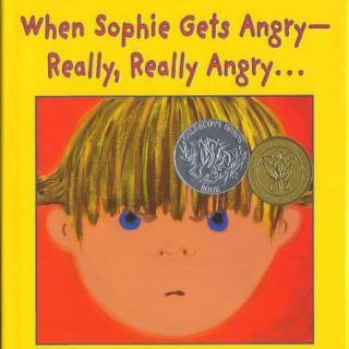 《苏菲生气了》生气并不可怕,重要的是如何排解情