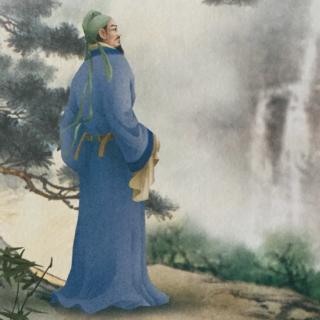 【国学】《望庐山瀑布》