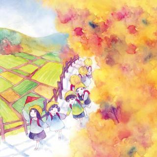 【处暑】葵花 添衣 遍地黄 - 有声读物《岁时歌》