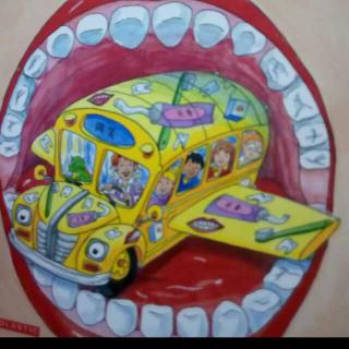 神奇校车*******丢失的牙齿
