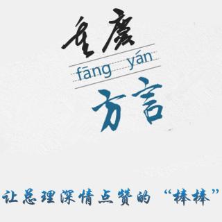 """重庆方言杂谈:让总理深情点赞的""""棒棒"""""""