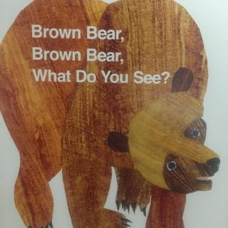 卡尔爷爷代表作[棕熊4册] - Brown Bear 歌曲版