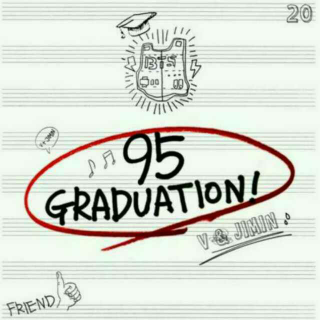 【金泰亨&朴智旻】95 Graduation