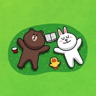育儿故事|吹牛的小熊