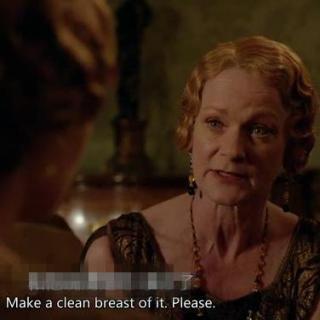 Make a clean breast of it 什么意思?