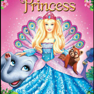 芭比公主故事之森林公主