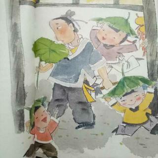 轻巧的亭子——《中国老故事》
