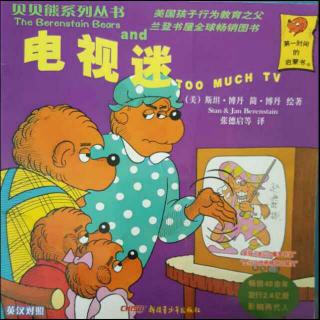 贝贝熊系列丛书-电视迷