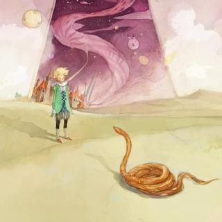 小蛇小蚯蚓新浪微博_【小王子·与蛇对话|OPequenoPríncipe·Capítulo17】在线收听_吃