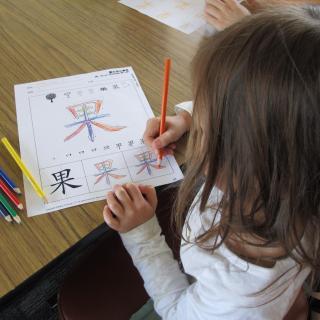 美国教师の日常3:什么样的学生会学中文?