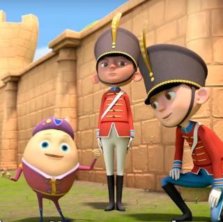欧美经典英文启蒙儿歌《Humpty Dumpty 》