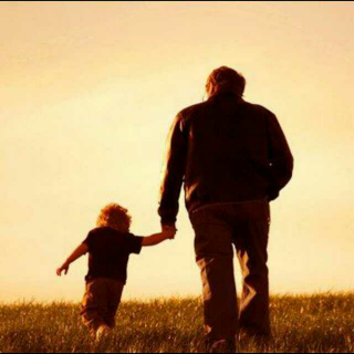 《我要给父亲当一回父亲》朗诵:佳梁