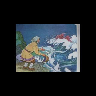 【故事—渔夫和金鱼的故事】在线收听园长妈妈睡前故事荔枝FM1240821
