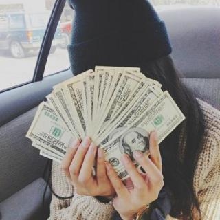 我就是喜欢钱 因为我不想因为钱失去任何人