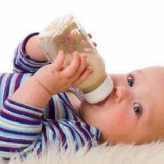 奶粉喂养的宝宝大便干怎么办!