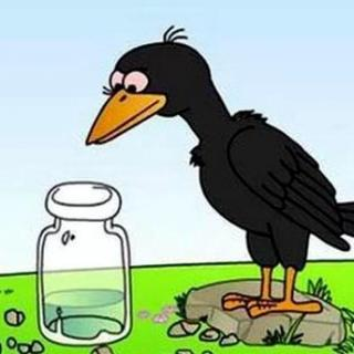 【初夏姐姐讲故事】《伊索寓言》—乌鸦喝水