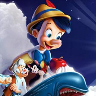《木偶奇遇记》—影响孩子成长的一百个故事