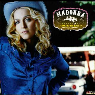 Madonna-Holiday