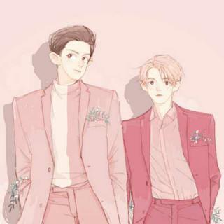 EXO王道 灿白《于无声处》01