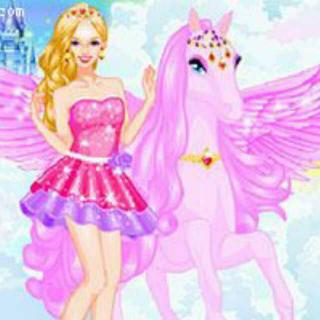 芭比公主之飞马公主