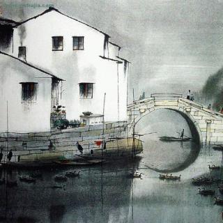 小桥、流水、人家   声音如水:瓷儿