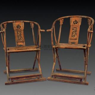 床前明月——交椅(起居方式)