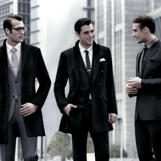 「懂礼仪」之优雅男士第一课:穿出你的男人味