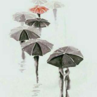 这个季节  不应该下雨