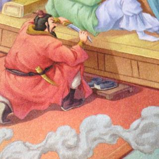 三国演义:曹操献宝刀