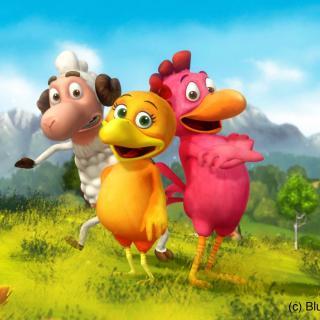 《不一样的小鸡卡梅拉》—影响孩子成长的一百个故事