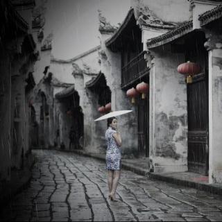 《雨巷》   作者--戴望舒 /朗读--小明