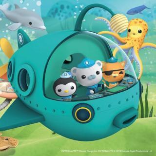23海底小纵队与饥饿的引水鱼