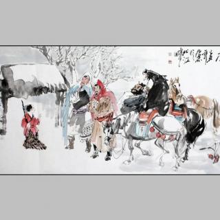 中华成语故事——《三顾茅庐》