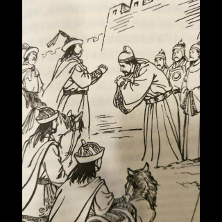 中国历史故事180-契丹南下