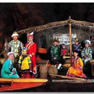 赫哲族舞蹈家 国家一级演员 | 齐艳华老师