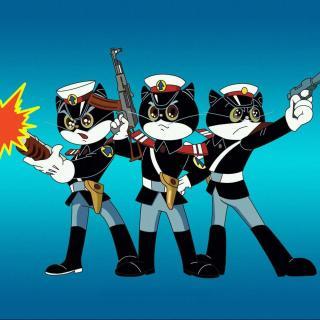 【定制故事】黑猫警长⭐️夜半呼救