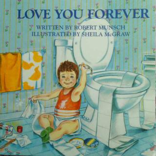 杨杨妈咪读原版绘本:Love You Forever