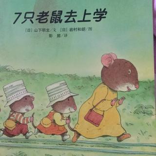 7只老鼠去上学