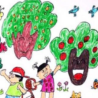 小燕子和苹果-儿童益智故事